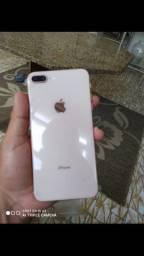 IPhone 8 Plus novo saúde da bateria 100%