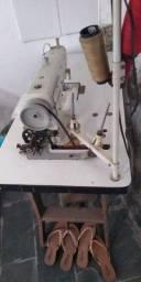 Máquina industrial reta Brother