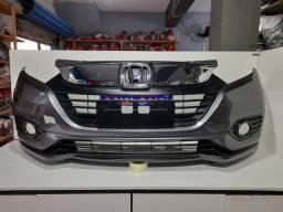 Parachoque Dianteiro Honda Hrv/ Hr-v 2019 2020 Completo Original