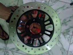Disco freio moto