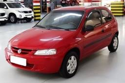 Celta 1.0 mpfi vhc vermelho 8v gasolina 2p manual 2003