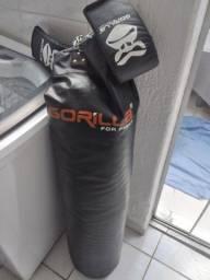 Saco Boxe - Gorilla For Fight