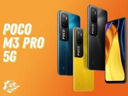 Xiaomi Poco M3 Pro 5G - 128/6gb de RAM - NFC | Versão Global | Lacrado com garantia