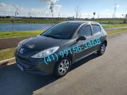 Título do anúncio: Peugeot 207 flex 1.4 completo 2011