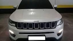 Jeep Compass - Longitude- 2018- B. Perolizado- l - 2018