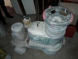 Maquina de polir piso de granito