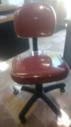 Título do anúncio: Cadeira secretaria giratória produto novo-em estoque