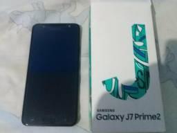 J7 prime 2 troco por iphone 6 acima