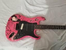 Guitarra eagle V ou T