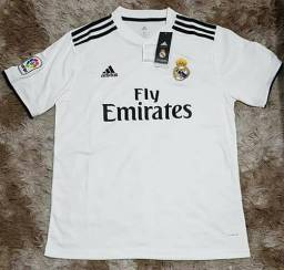 Camisa do Real Madrid