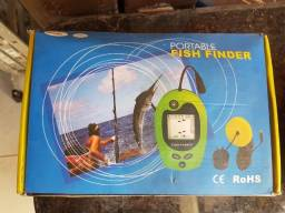 Sonar marítimo fish finder portable