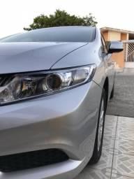 Honda civic lxs 1.8 Apenas 11.900km - 2015