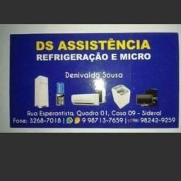 DS Assistência Climatização e Refrigeração 988196157