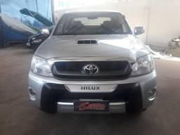 Toyota hilux srv 2010/2011 4x4 diesel automático.(93)991274495 jean - 2011