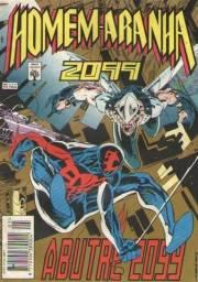 Homem-Aranha 2099 - Ed.05 - 52pg - 1994 - Revista em Quadrinhos Marvel-Abril