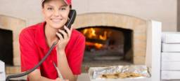 Teleatendente Pizzaria Delivery