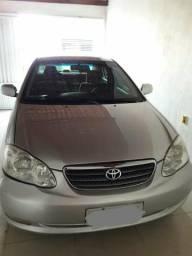 Vende-se corolla xei 1.8 automatico 2004 itabaiana-se - 2004