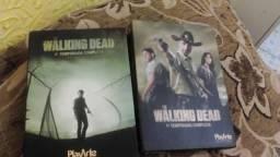 Vendo box da série The Walkin Dead 1 e 4 Temporada