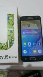 Imperdível J5 Prime 32 GB Novo Completo com nota fiscal e garantia.