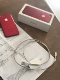 IPhone 7 RED edição limitada 256GB