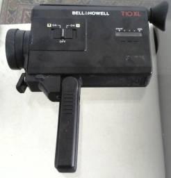 Filmadora Antiga Bell Howell T10 XL