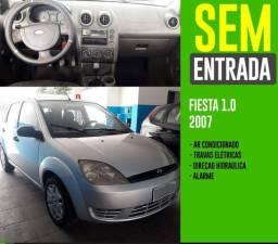 Fiesta 1.0 - SEM ENTRADA - 2007