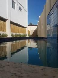 Ap 1/4 c piscina , novo, condomínio, invista!