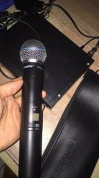 Microfone Sem-fio Shure SLX24 BETA 58