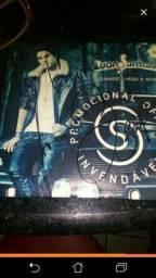 CD autografado do Luan Santana