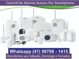 Alarme sistema de seguranca