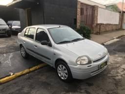 Renault clio 1.6 completo 2001