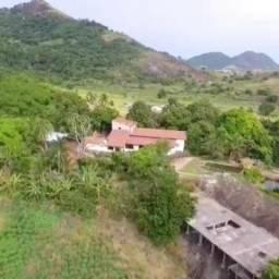 Fazenda Urbana 55 hectares em Manguinhos Serra