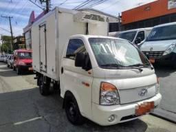 Caminhão HR 2011/12 baú refrigerado R$ 608,00 mensais