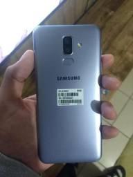 Samsung j8 de 64 Gb IMPECÁVEL,aceito celular superior volto dinheiro!