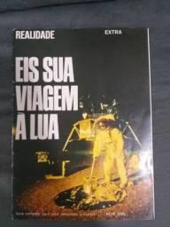 Revista Extra Eis sua primeira Viagem a Lua