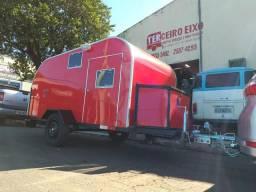 Mini trailer casal