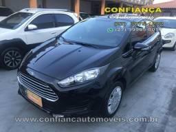 New Fiesta SE 1.6 Flex - 2017