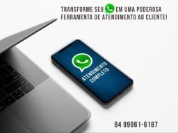 PABX para WhatsApp