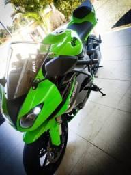 Kawasaki zx6r - 2012