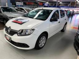 RENAULT SANDERO 2018/2019 1.0 12V SCE FLEX AUTHENTIQUE MANUAL - 2019