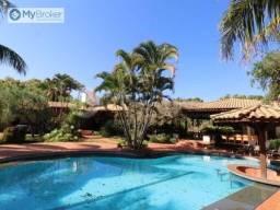 Sobrado com 5 dormitórios à venda, 610 m² por R$ 4.350.000,00 - Residencial Aldeia do Vale