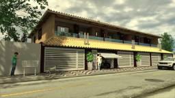Casa à venda com 2 dormitórios em Caiçara, Praia grande cod:4910