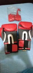 Luvas de Boxe Pouco uso