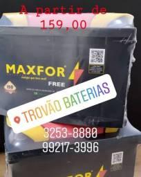 Baterias com Melhores Preços da Cidade!