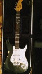 Guitarra esquier fender stratocaster!