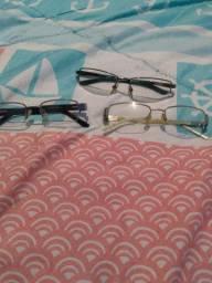 Vendo este óculos dois novo é um usando