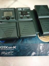 Pedaleira G1Xon signature Kiko Loureiro