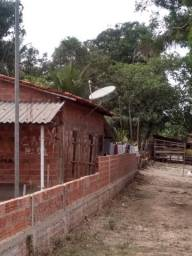 Casa com terreno grande