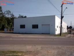 Loja comercial para alugar em Pirabeiraba (pirabeiraba), Joinville cod:00341.001
