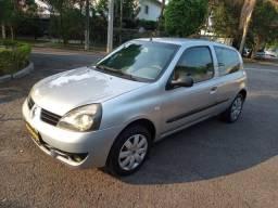 CLIO 2006/2007 1.0 AUTHENTIQUE 16V HI-FLEX 2P MANUAL